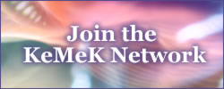 Join the KeMeK Network - Online Collaboration and Networking